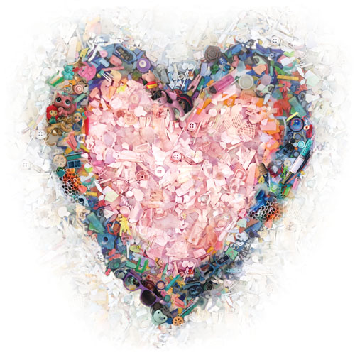 Pink Heart of HARTS